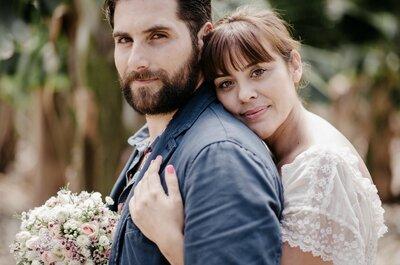 Cómo celebrar una boda boho chic: la tendencia más alegre y auténtica