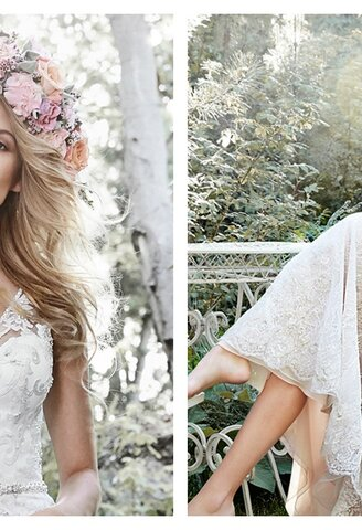 Sensational bridal gowns by Maggie Sottero for Spring 2015