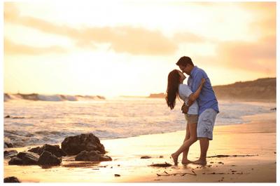 Le thème de l'amour : Idées de photos pré mariage romantiques