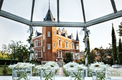 Las 6 mejores fincas para bodas en Aranjuez