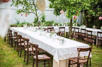 Hoe kies je de perfecte stoelen voor je bruiloft