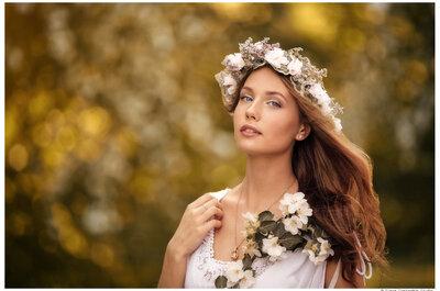 Весенний свадебный макияж: свадебные тенденции от Make Up эксперта