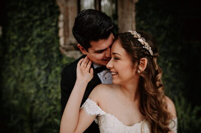 Ser parte de tu historia: La boda de Fabiola y Carlos