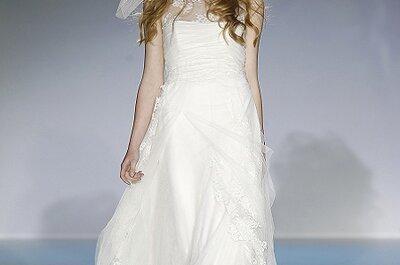 Espectacular colección de vestidos de novia Raimón Bundó 2013