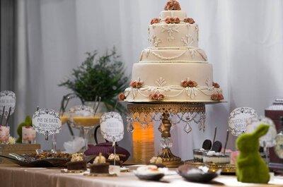 Descubre la mejor alternativa para endulzar tu boda: ¡A tus invitados les encantará!