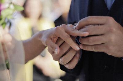 ¿Eres el novio? 5 tips sobre cómo elegir el anillo de compromiso