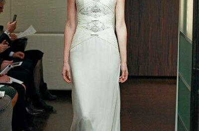 Vestidos de novia Badgely Mischka otoño 2013