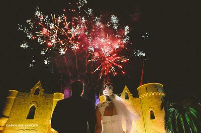 Camila & Bruno: casamento dos SONHOS no Castelo de Itaipava!