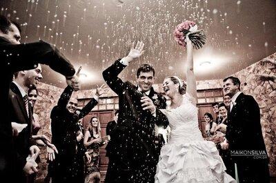 7 formas super originais para personalizar seu casamento que com certeza você não conhecia