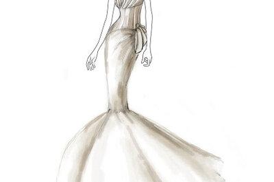 ¿Cómo será el vestido de novia de Angelina Jolie?