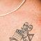 Noiva tatuada com tema de cinema. Foto: Paulo Herédia