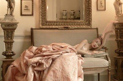 'Total look pink', la tendencia más hot para las novias de 2014