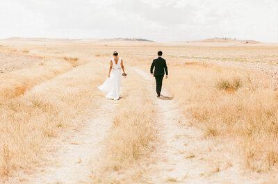 8 motivos para celebrar una boda campestre al sur de Madrid