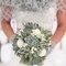 Zimowy bukiet ślubny, Foto:  Amber&Sue
