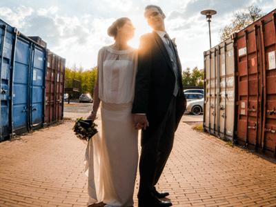 Real Wedding: Die Reise ins Eheglück als Hochzeitsmotto