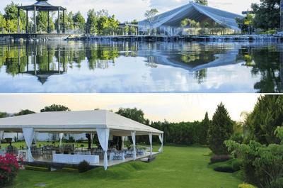 Jardines para bodas en Guadalajara y ¡todo Jalisco! Descubre a los 12 mejores