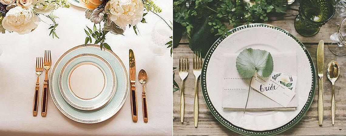 L'importanza della scelta del servizio di piatti per il tuo matrimonio: un dettaglio da non sottovalutare