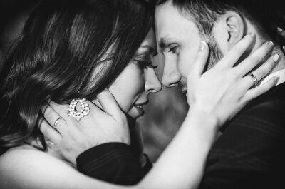Реакция жениха при виде невесты: какая будет у вас?