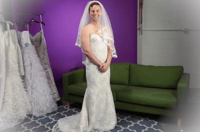 Wenn Männer Brautkleider probieren: Brautkleider-Shopping und Geschlechtertausch!