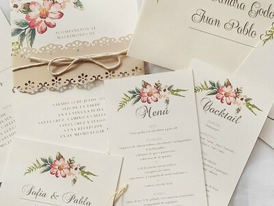 Cómo escribir las invitaciones de matrimonio. ¡No te pierdas ningún detalle!