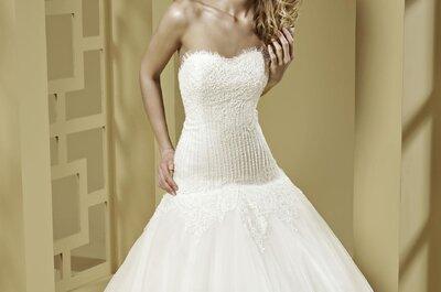 Suknie ślubne w kształcie litery A