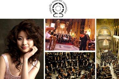 Cappella Musicale Costantina la magia della musica alle vostre nozze