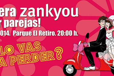 I Carrera Zankyou ¡por parejas! el día de San Valentín
