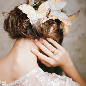 The Butterfly Effect: Add Romanticism and Femininity to your Big Day