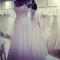 Delicate gradazioni lilla e rosa per la collezione 2014 di Giovanna Sbiroli. Foto via Instagram
