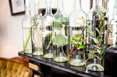 Styled shoot: Botanical vintage