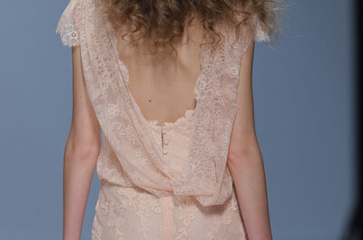 Vestidos de noiva 2015 com as costas descobertas de 5 estilistas internacionais incríveis