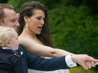 È arrivato il grande giorno di Amalia Roseti, wedding-mission compiuta!