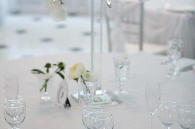 Свадьба в белом цвете - тренд сезона