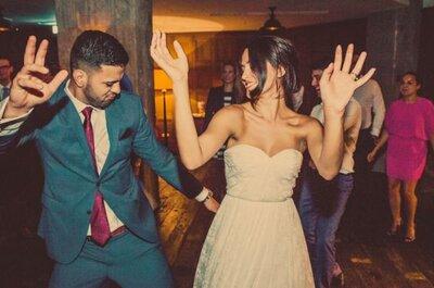 6 essentielle Regeln für die Hochzeits-Afterparty: Auf die Tanzfläche, fertig, los!