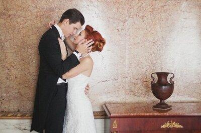 Stylizacja ślubna vintage dla Młodej Pary