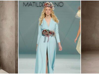 Robes d'invitée bleues et longues 2017 : Soyez belle, glam et unique !