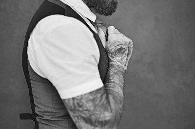 Wees een sexy bruidegom: grow a beard!