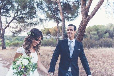 Una boda en un bosque: 7 consejos para una celebración 100% natural