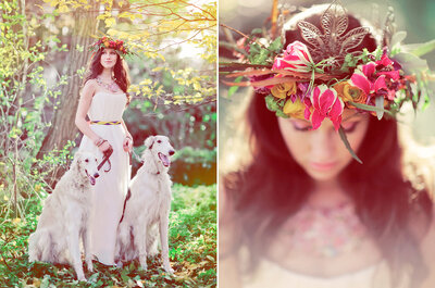 La decoración más linda para tu boda con: Catalina Eventos y Flores