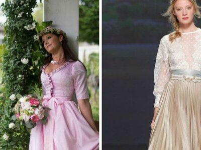 Wenn Weiß nicht mehr passt: So bekennen Bräute im reiferen Alter Farbe am Hochzeitstag