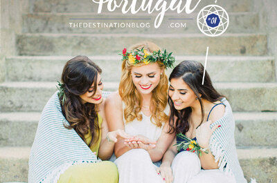 Destination weddings? Conheça as duas revistas que lhe mostram o melhor de um casamento em Portugal