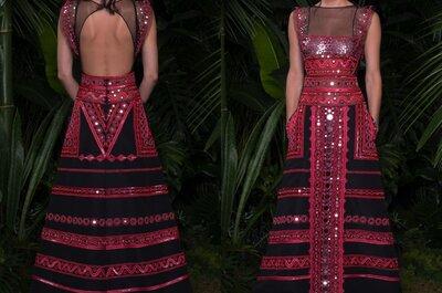 Aposte por um vestido de festa com decote nas costas e seja a convidada perfeita!
