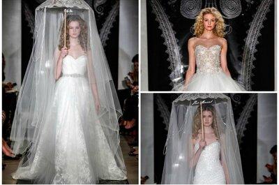 Die Frühjahrs-Brautkleider 2014 von Reem Acra