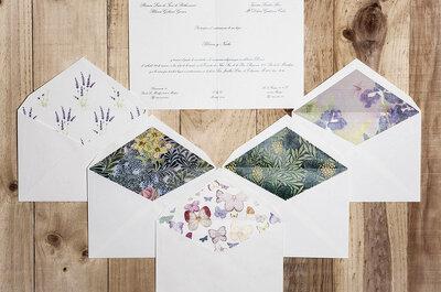 Fundación Carmen Pardo-Valcarce: invitaciones de boda que unen calidad y solidaridad