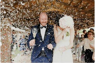 Più spendete per il vostro matrimonio più correte il rischio di divorziare, ci credereste?