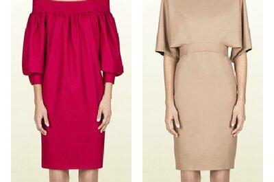 Vestidos de noche Gucci para invitadas de boda: distinción por clase y elegancia