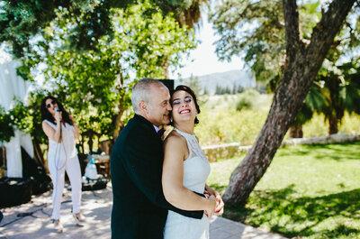 Una segunda oportunidad: la boda de Ana y Carlos