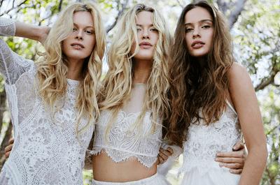 Suknie ślubne w stylu bohemy – kolekcja Grace Love Lace