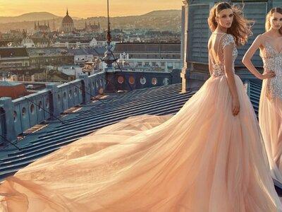 30 of our Favourite Wedding Dresses by Galia Lahav