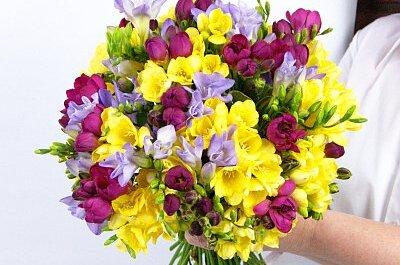 In-season Flowers for Summer Weddings